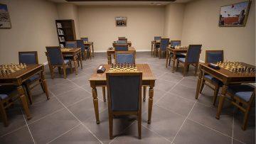 Cumhurbaşkanlığı Millet Kütüphanesine 'Satranç Sınıfı'