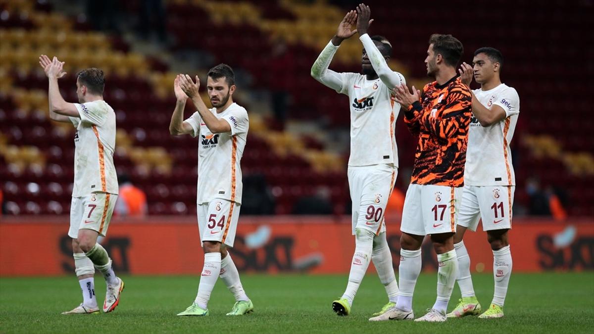 Galatasaray'ın Olympique Marsilya maçı kadrosu açıklandı
