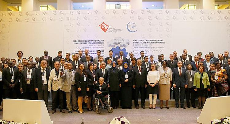 Engelli istihdamında Türkiye model ülke