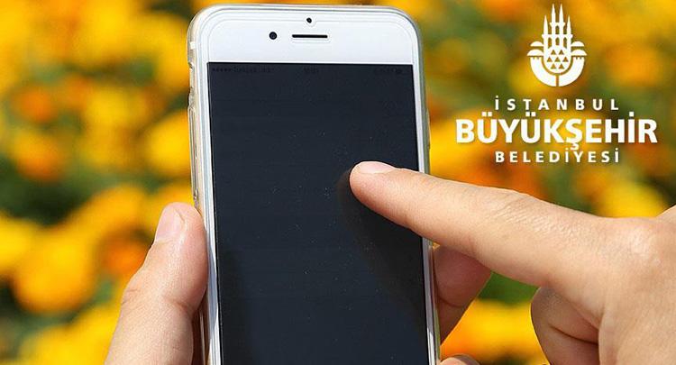 İBB hizmetleri mobil uygulamalarda