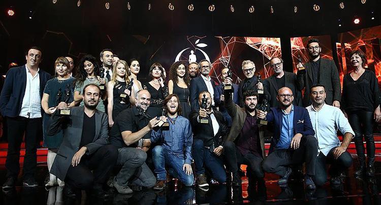 Antalya Film Festivali'nde ödüller sahiplerini buldu