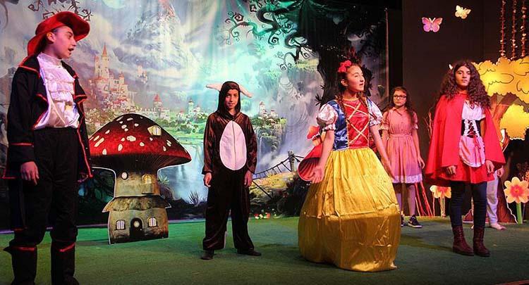 Koruma altındaki çocuklar tiyatro ile Türkiye turnesine çıkacak