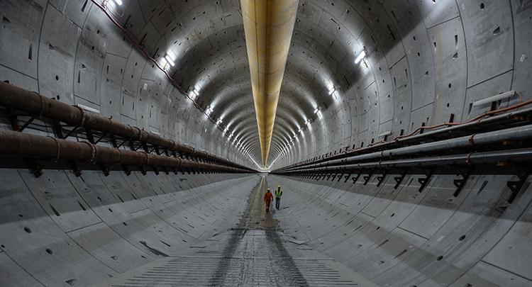 Avrasya Tüp Tüneli için geri sayım başladı