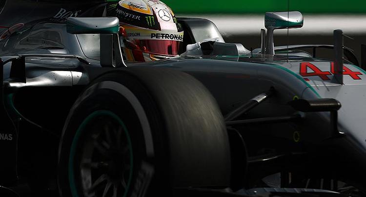 Brezilya Grand Prix'sini Hamilton kazandı