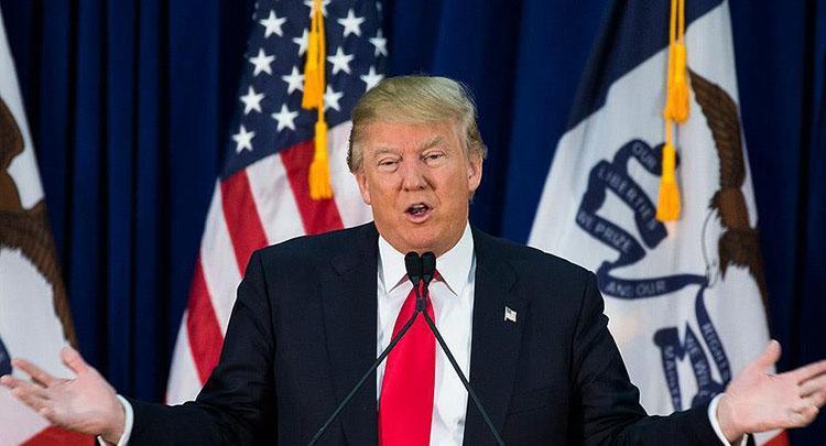 ABD'nin yeni başkanı Trump