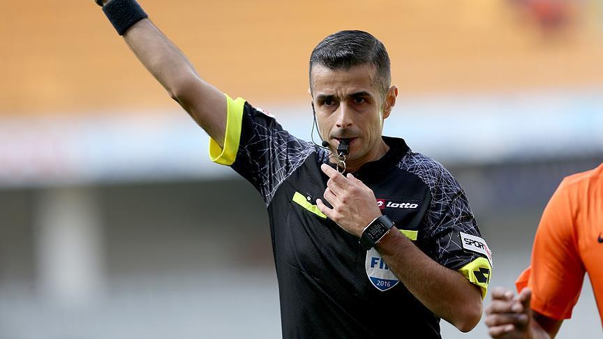 Beşiktaş-Trabzonspor maçını Mete Kalkavan yönetecek