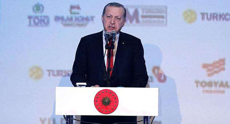 Erdoğan'dan AB'ye: Nihai kararınızı verin