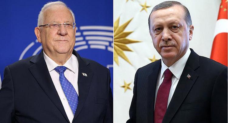 'Rivlin'in Erdoğan'a teşekkür telefonu' ezan yasağı yasa tasarısını gündeme getirdi
