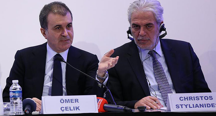 AB Bakanı Çelik: Türkiye bir toplama kampı değildir