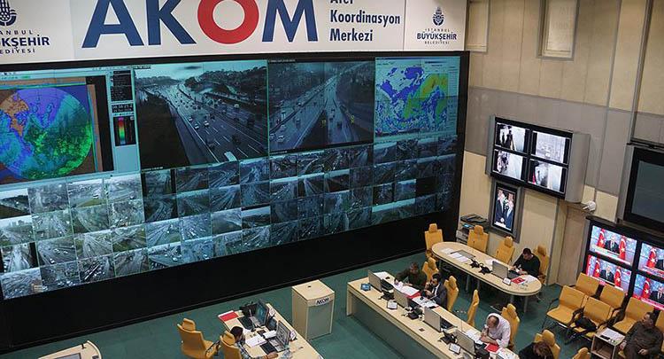 İstanbul kışa hazır