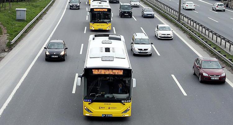 İETT otobüslerinde 'karakutu' dönemi