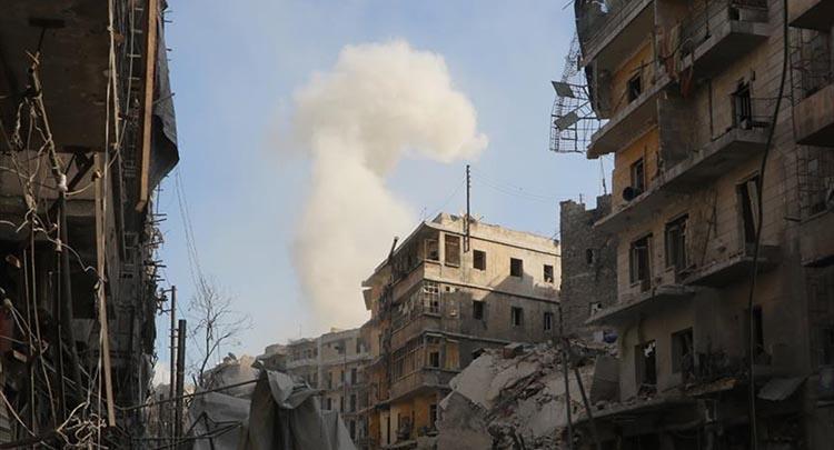 Esed rejiminin ateşkes ihlallerinde 39 kişi öldü