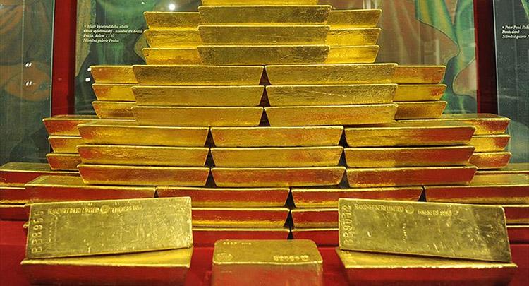 Altının onsu 2 ayın en yüksek seviyesinde