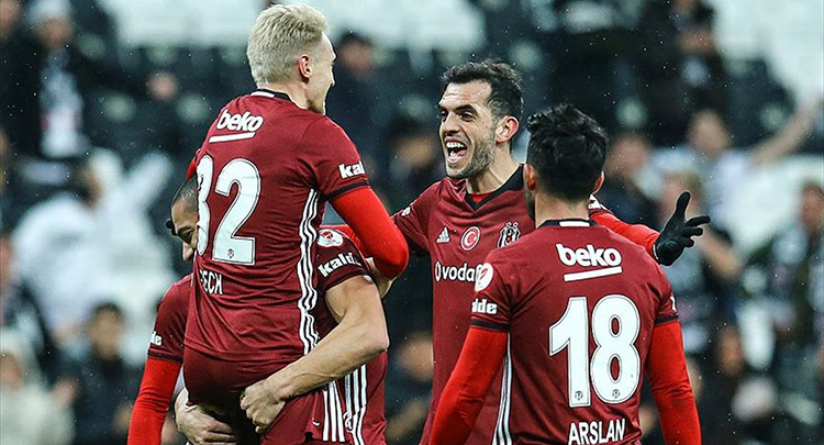 Beşiktaş, kupada Fenerbahçe'nin rakibi oldu