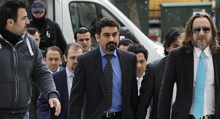 Yunanistan'a kaçan darbeci askerler mahkemeye çıkarıldı