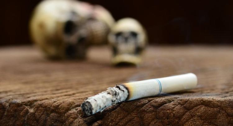 Sigaranın maliyeti 1 trilyon dolar