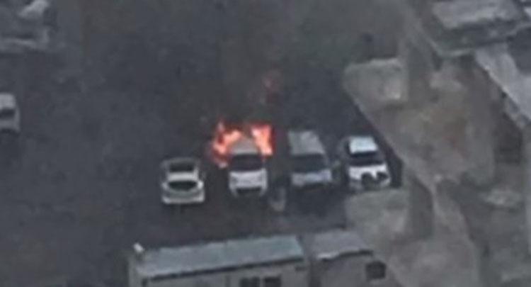 İzmir Adliyesi yakınlarında patlama