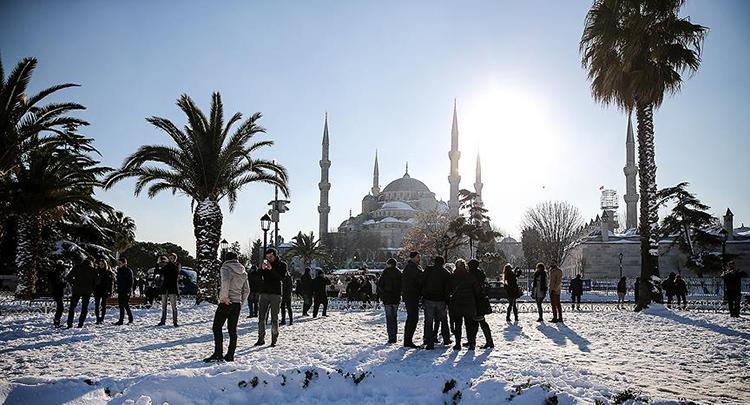 İstanbul'da 'kış güneşi' kendini gösterecek