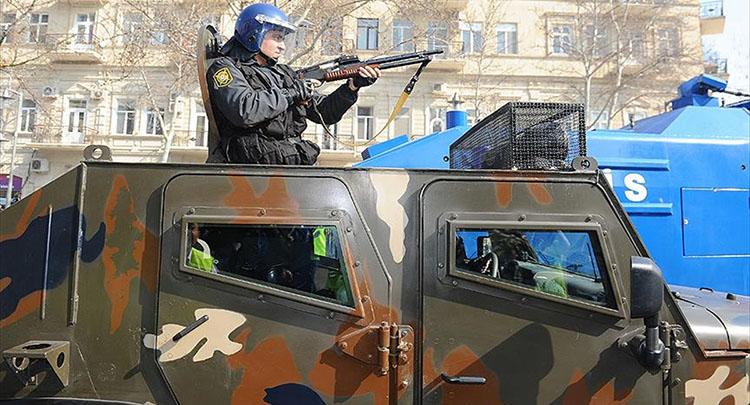 Azerbaycan'da terör operasyonu: 4 kişi ölü, 1 kişi sağ ele geçirildi