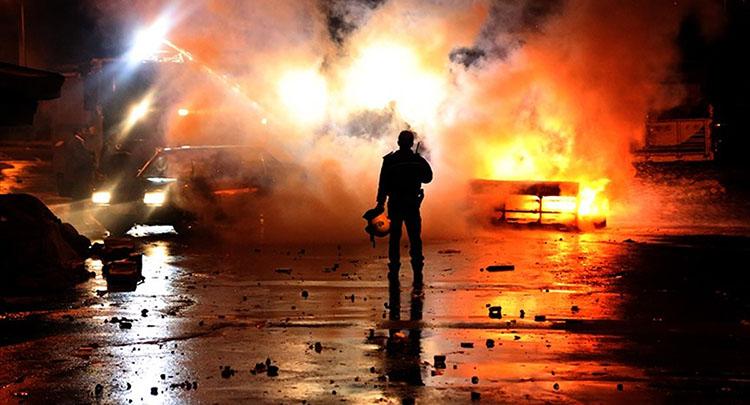 Demirtaş hakkındaki iddianame: HDP'nin çağrısı üzerine 36 ilde sokak olayları meydana geldi