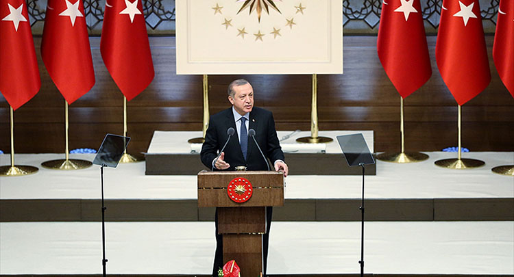 Erdoğan'dan yurt dışındaki vatandaşlara turizm çağrısı