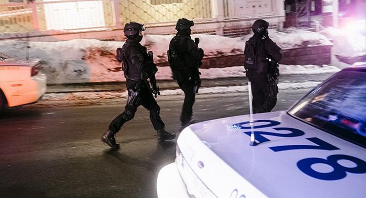 Kanada'da yine cami saldırısı