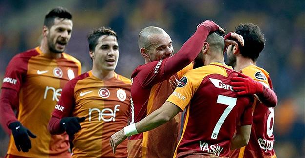 Galatasaray kupada Medipol Başakşehir karşısında