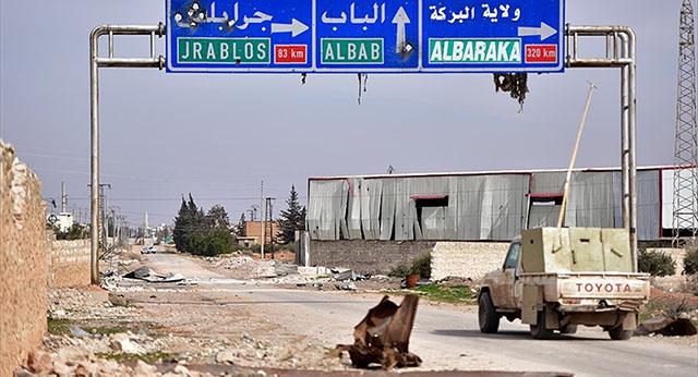 DEAŞ, El Bab'da çok zor durumda