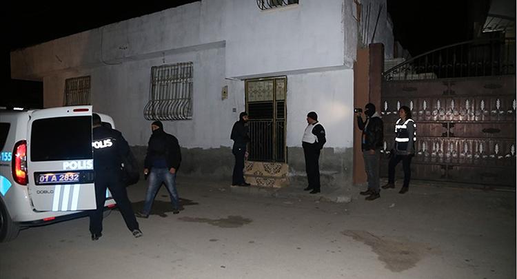 Adana'da terör operasyonu: 26 gözaltı