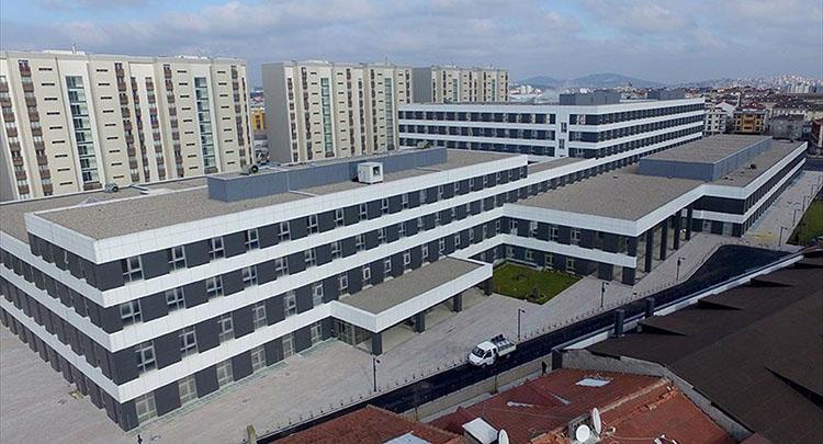 Sancaktepe Eğitim ve Araştırma Hastanesi açılışa hazırlanıyor