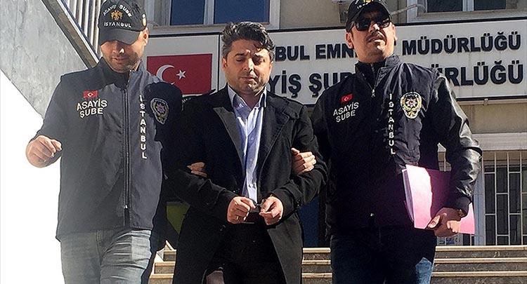 Müjdat Gezen Sanat Merkezini kundaklayan kişiye tutuklama talebi