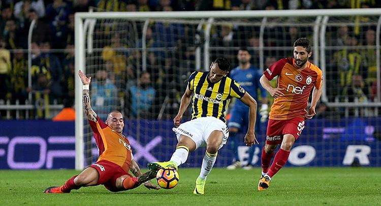 Galatasaray-Fenerbahçe derbisinin tarihi belli oldu