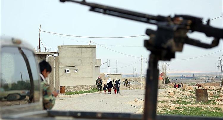 Ezidilerin liderinden terör örgütü PKK'ya tepki