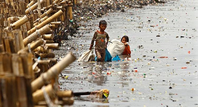 Çevre kirliliği her yıl 1,7 milyon çocuğun hayatına mal oluyor