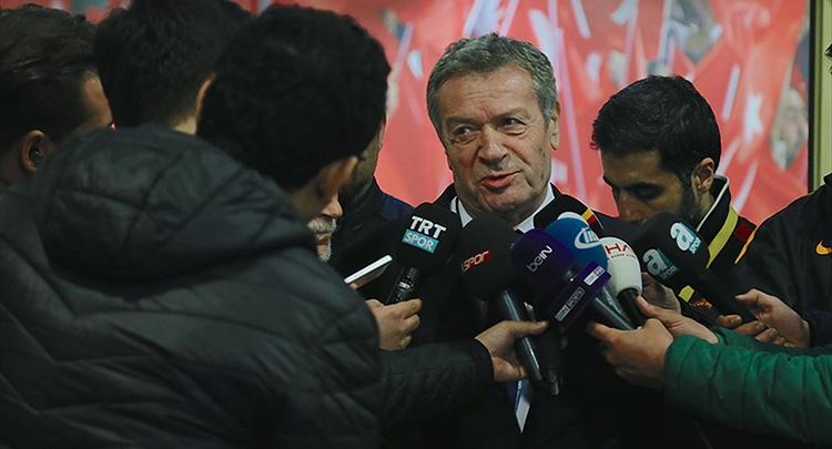 Nasuhi Sezgin, Galatasaray Sportif AŞ'deki görevlerinden istifa etti