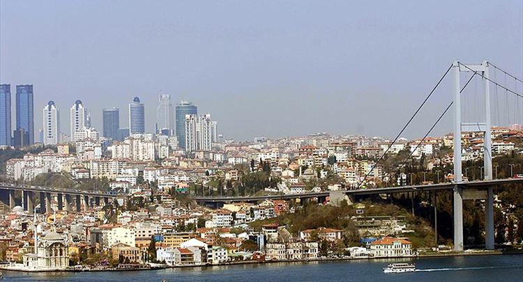 Ortaköy sahiline metro geliyor