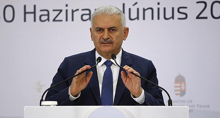 Başbakan Yıldırım: Avrupa, Türkiye'ye elinden gelen zorluğu göstermeye devam ediyor