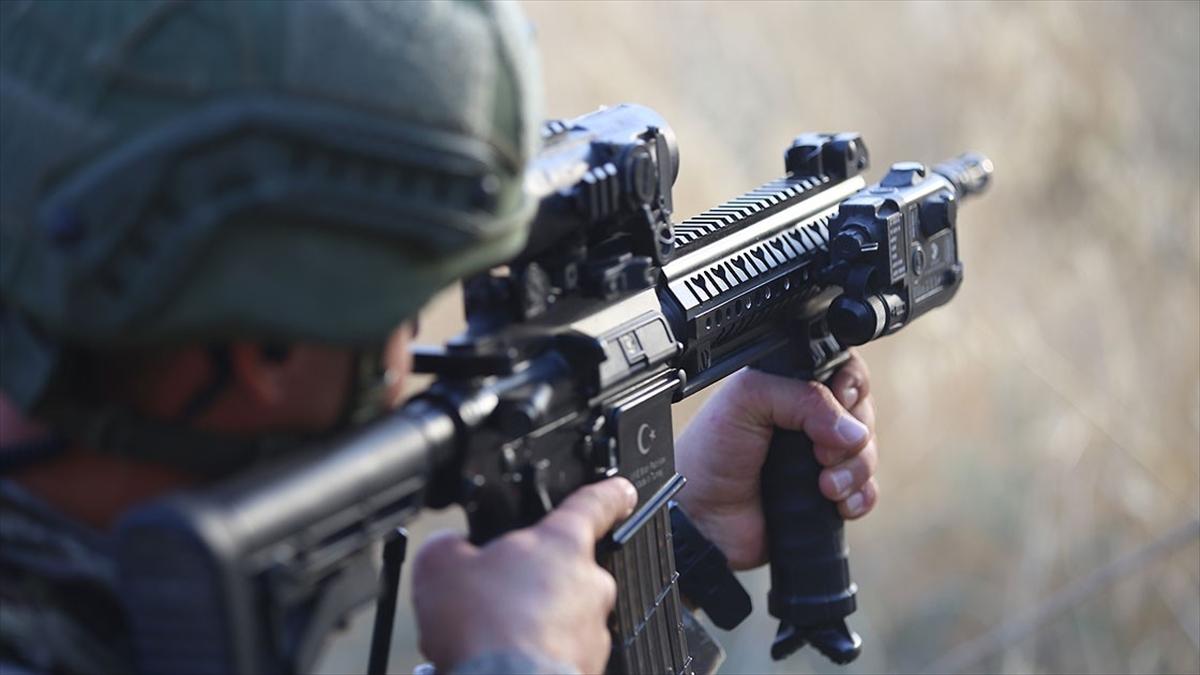 MSB: Barış Pınarı ve Fırat Kalkanı bölgesinde 9 PKK/YPG'li terörist etkisiz hale getirildi