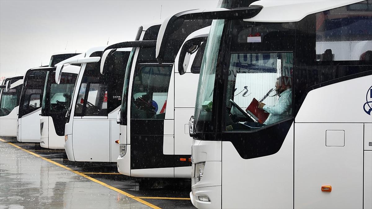 İstanbul'da şehirler arası günlük otobüs sefer sayısı 700'e düştü