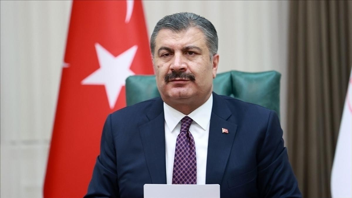Sağlık Bakanı Koca: Yurdun çeşitli bölgelerinden toplanan örneklerde gen mutasyonuna rastlanmadı