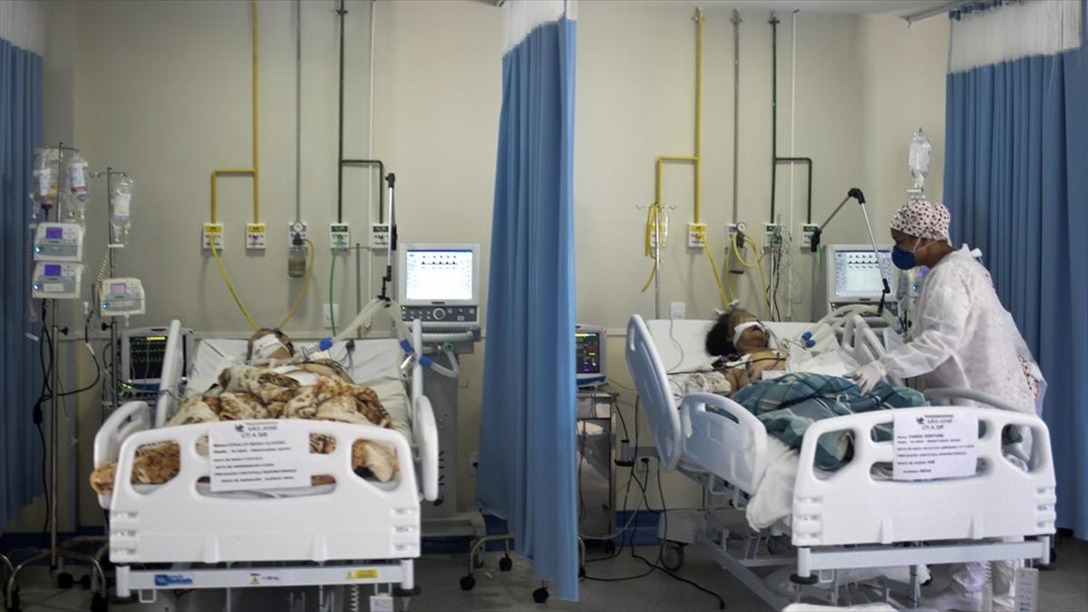 Dünya genelinde Kovid-19'dan ölenlerin sayısı 1 milyon 800 bini geçti