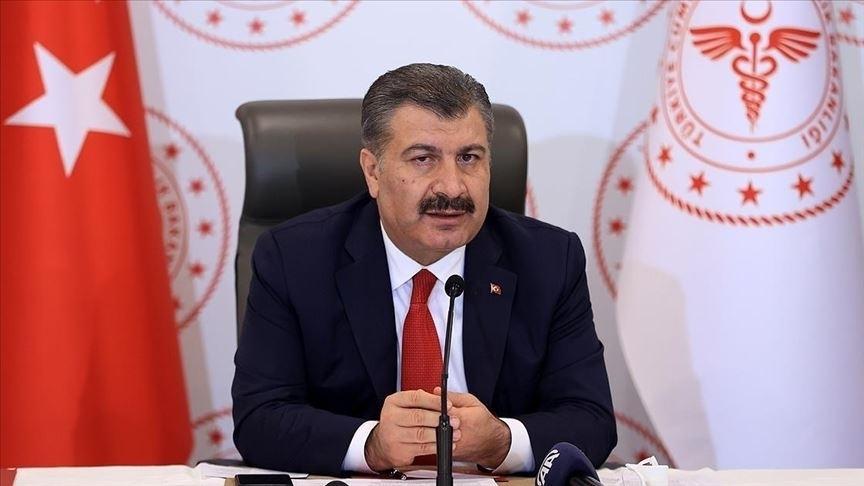 Sağlık Bakanı Koca, 4 ilin vali ve sağlık müdürleriyle görüştü: Günlük vakalarda düşüş oldu