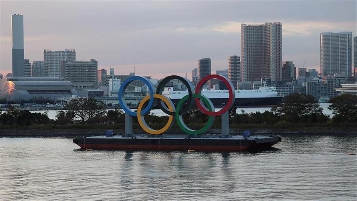 Tokyo Olimpiyatları öncesinde Japonya'da Honjo şehri Türk bayraklarıyla süslendi