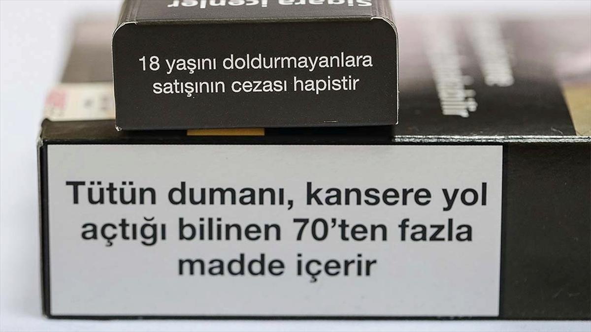 Türkiye'de tütün kullanımı Kovid-19'dan 4 kat fazla can alıyor