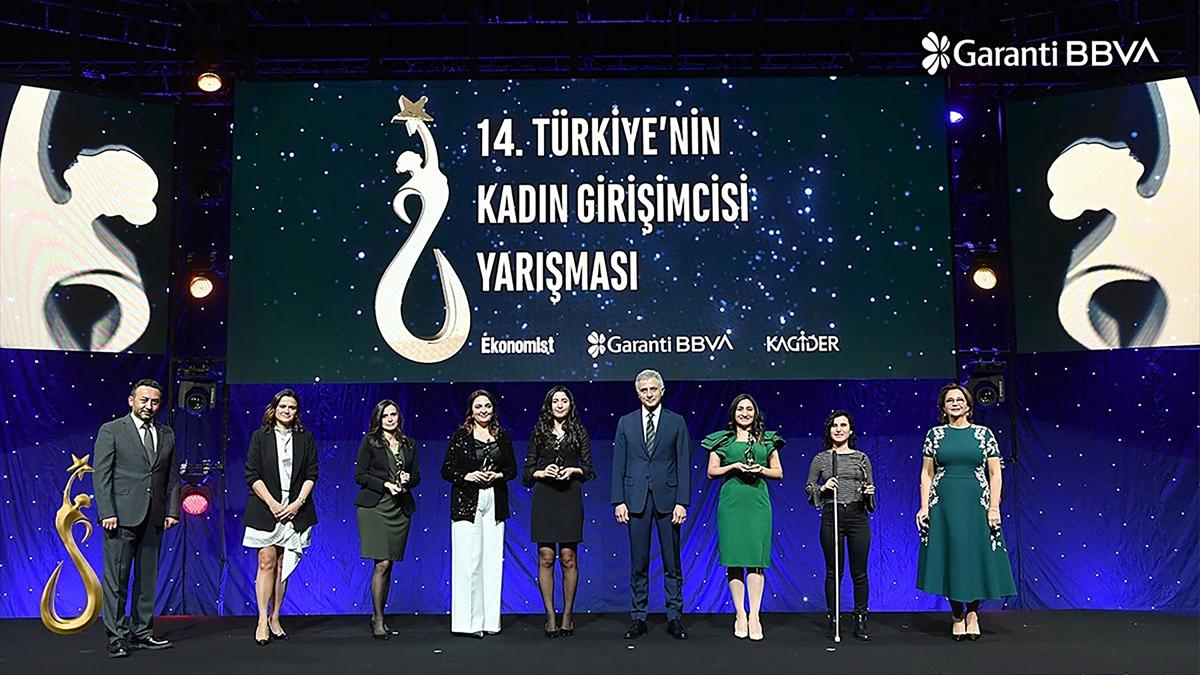 Türkiye'nin Kadın Girişimcisi Yarışması'nın kazananları belli oldu