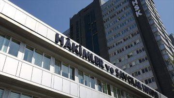 HSK üyeliği için TBMM Başkanlığına 118 başvuru yapıldı