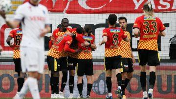 Göztepe yarın deplasmanda Antalyaspor'la karşılaşacak