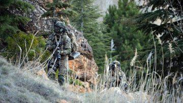 Pençe-Yıldırım operasyonunda 8 PKK'lı terörist etkisiz hale getirildi