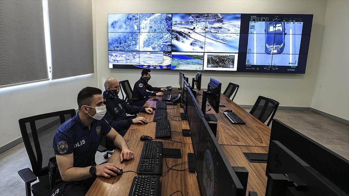 İnsansız Hava Araçları polisin operasyonel gücünü artırdı