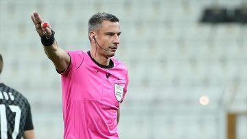 İsviçre-Türkiye maçını Sloven hakem Slavko Vincic yönetecek